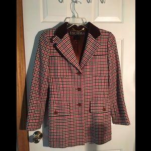 RARE Vintage Blazer // ESCADA MARGARETHA LEY